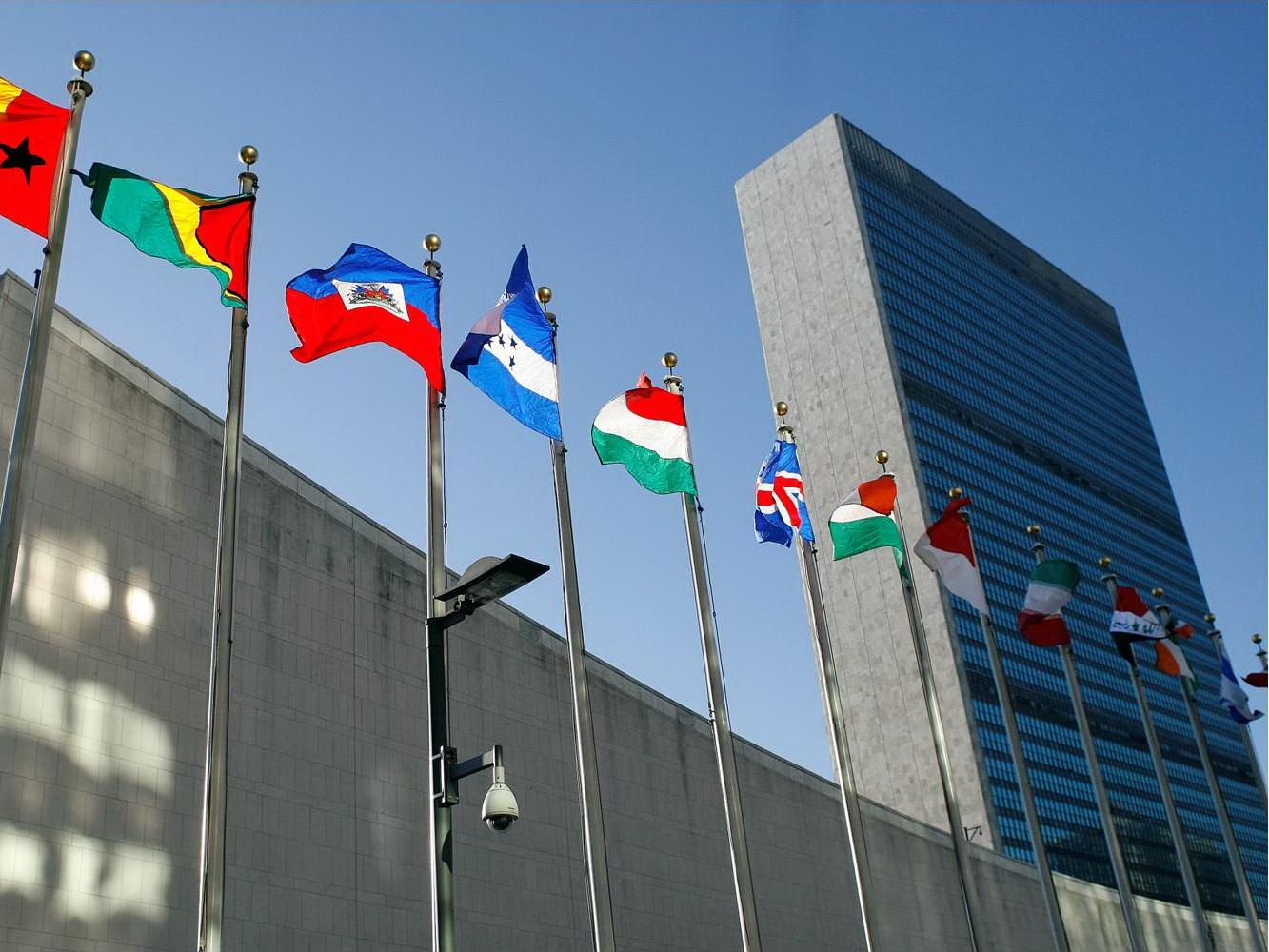 «Политическая провокация»: в государственной думе осудили ООН запринятие резолюции украинской столицы поКрыму
