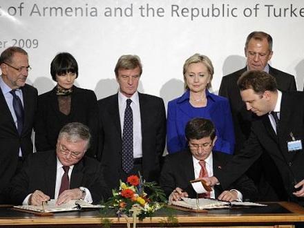 Игра окончена: армяно-турецкие протоколы наконец похоронены!