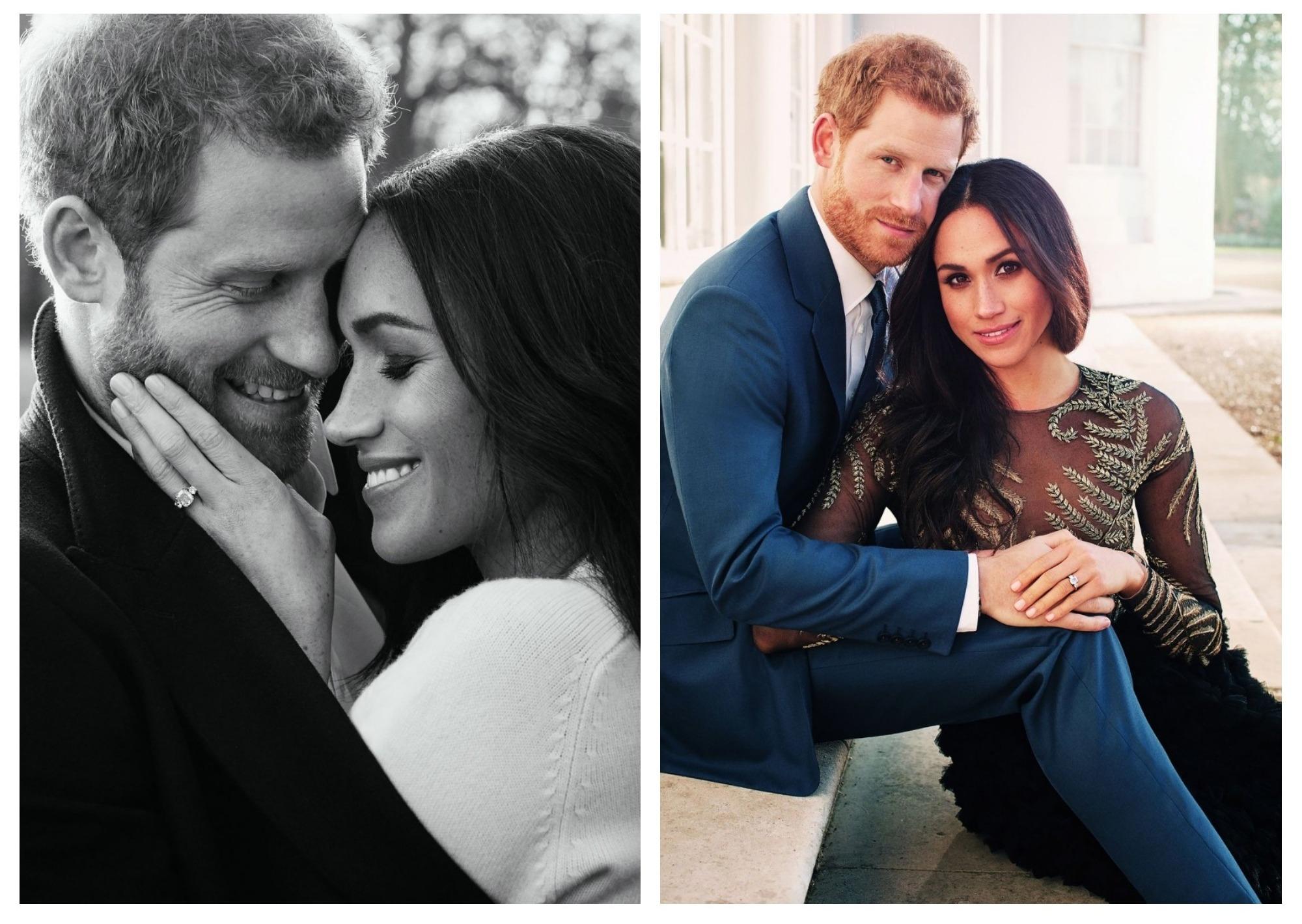 Сколько стоит обручальное кольцо невесты принца Гарри актрисы Меган Маркл? - ФОТО