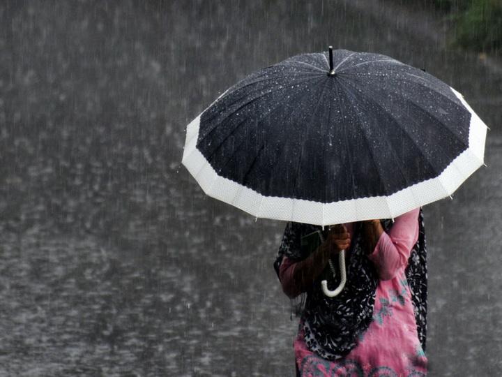 Завтра вАзербайджанской столице предполагается дождь