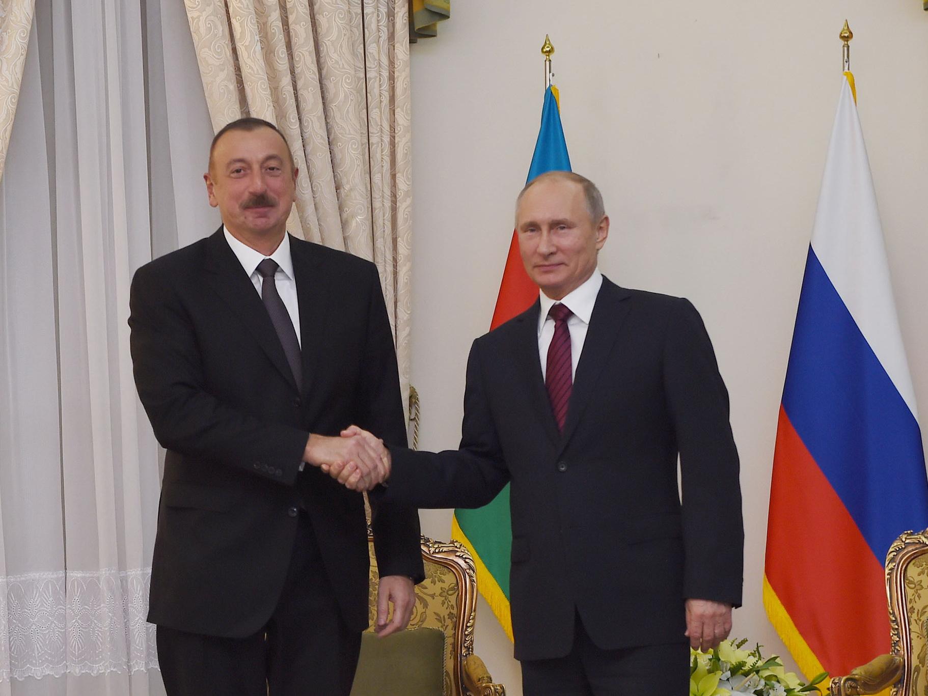 Поздравление президента азербайджана с новым годом