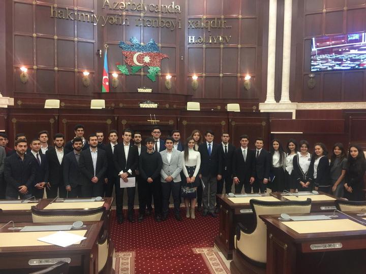 Салех Джафаров о предотвращении Европейским молодежным парламентом провокации армян в Карабахе