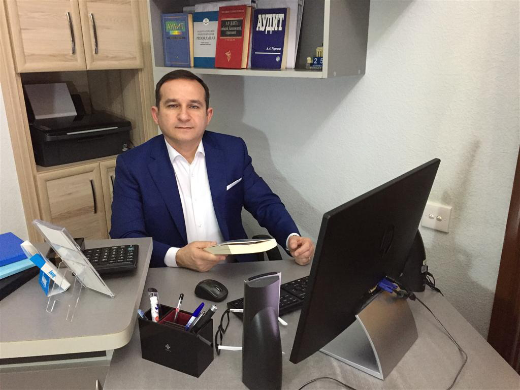 Управляющий партнер LMPC Закир Алиев: Наша компания завоевала свой успех на рынке благодаря качеству оказываемых услуг – ФОТО