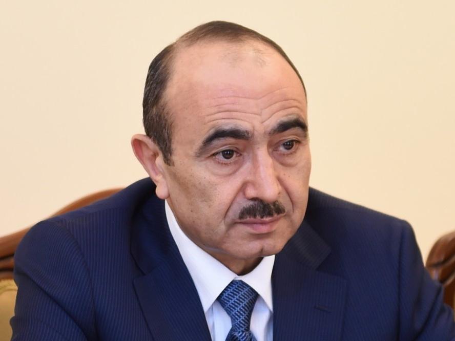 Али Гасанов: Мы готовы к определенному компромиссу и конструктивному решению карабахского конфликта