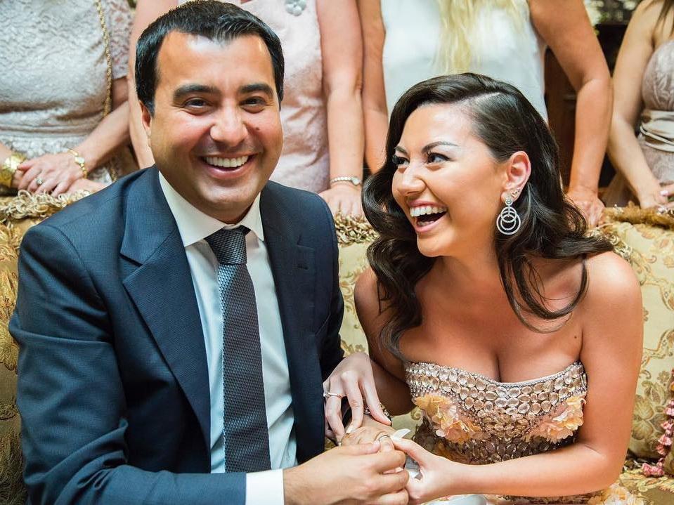 Сафура Алиева трогательно поздравила супруга с днем рождения – ФОТО