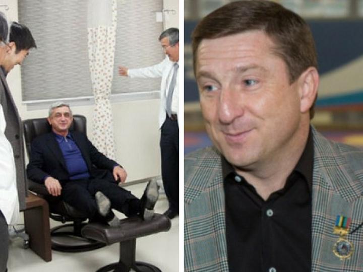 Мафиозное государство: как в Армении пытаются обелить «вора в законе», попавшего под санкции США