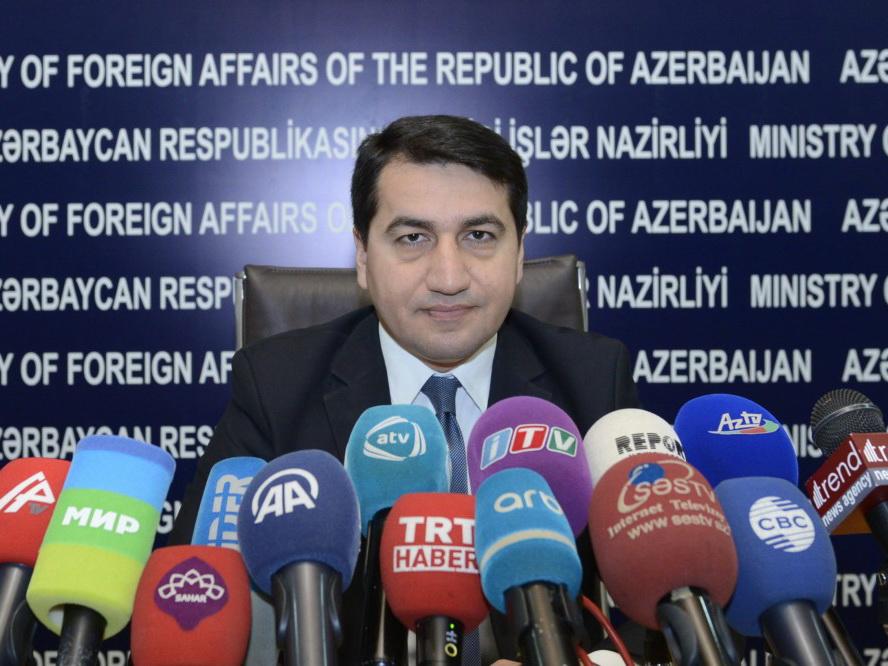 Азербайджан выступает за продление субстантивных переговоров— Хикмет Гаджиев