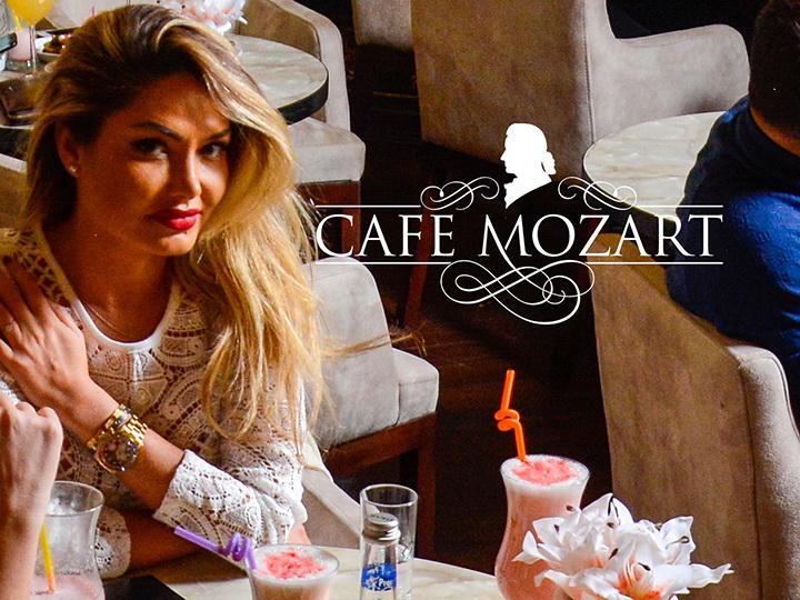 Классика во всем: в Баку открылось Cafe Mozart - ФОТО