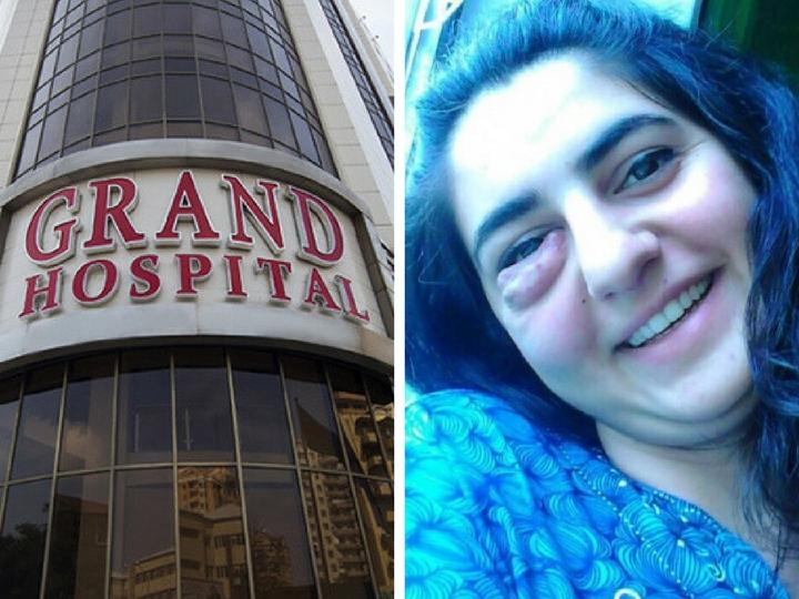 Дедушка девушки, умершей после операции: «Мы не простим врачу смерть Айшан» – ФОТО