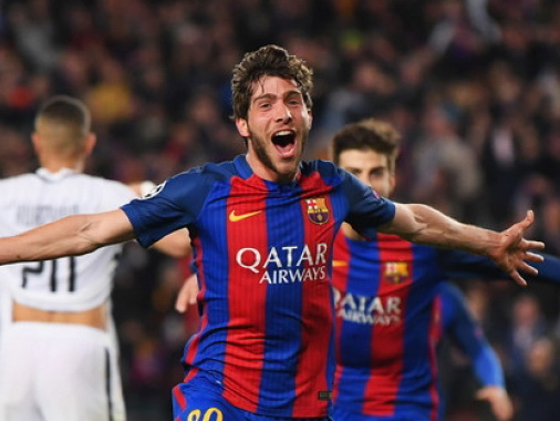«Барселона» предложила Серджи Роберто пожизненный договор