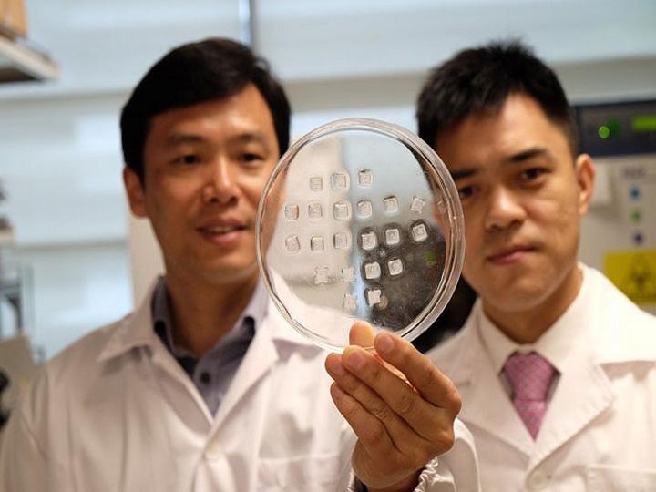 Пластырь с наноиглами избавит от лишних килограммов