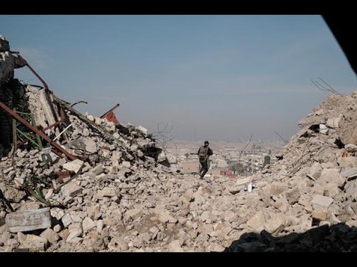 ВСирии отыскали массовые захоронения мирных граждан ивоенных