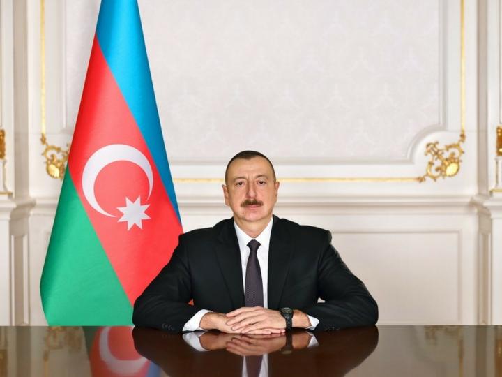 İlham Əliyev: Azərbaycan xalqı 2017-ci ildə sabitlik şəraitində yaşayıb