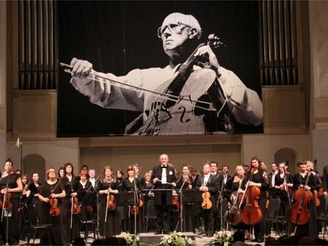 Moskvada IX Beynəlxalq Mstislav Rostropoviç festivalı keçiriləcək