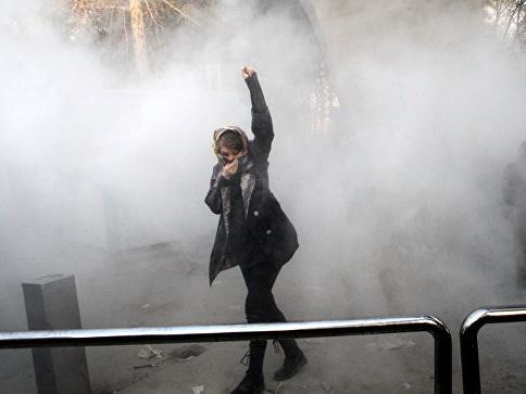 В Иране за три дня задержали около 450 протестующих - ФОТО