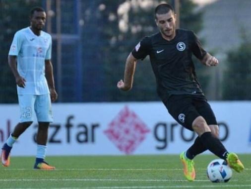 Грузинский легионер «Сабаила»: «Хотел играть как Роналдиньо»