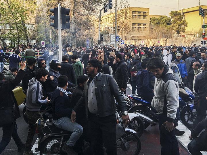 В Иране задержали подозреваемого в убийстве двух демонстрантов в Доруде