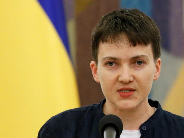 Савченко пообещала чиновникам расплату кровью