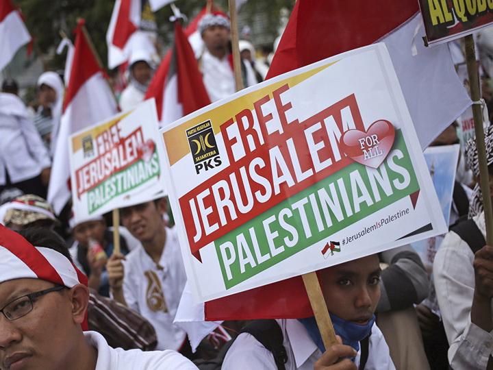 Представитель Аббаса заявил, что Иерусалим не является предметом торговли