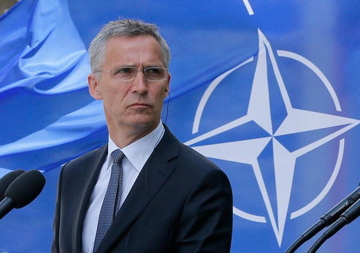 НАТО не хочет новой холодной войны с Россией, заявил Столтенберг