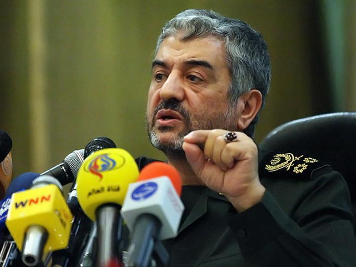 В Иране объявили об окончании смуты