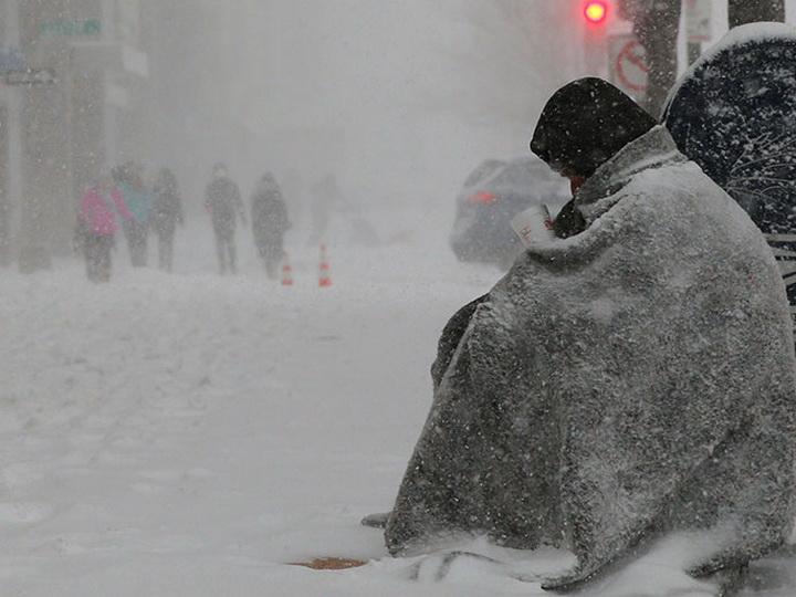 Из-за аномальных холодов иснегопадов вСША погибли 16 человек