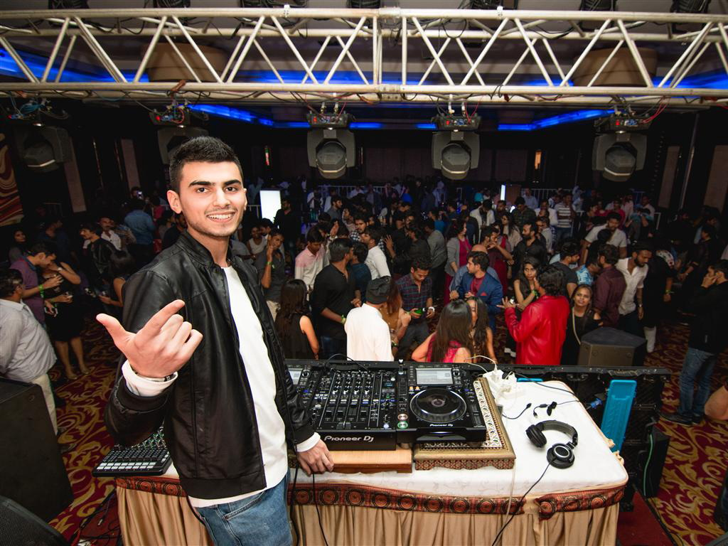 Азербайджанские диджеи выступили в Индии – ФОТО