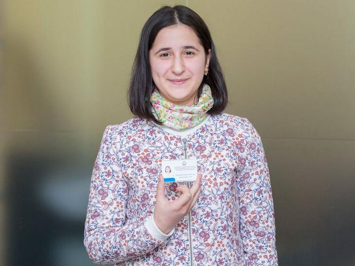 Автор проекта Rainergy Рейхан Джамалова получила статус новатора в ASAN xidmət – ФОТО