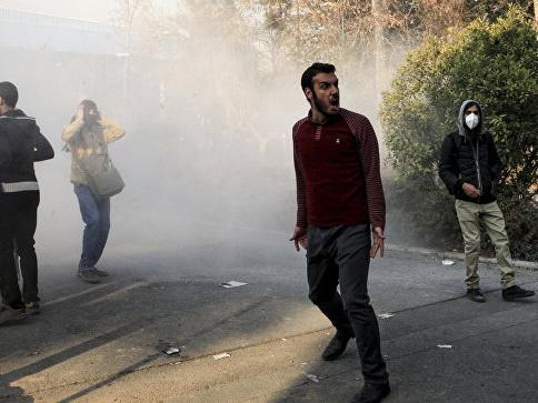 США, Израиль, Саудовская Аравия: вИране назвали организаторов протестов