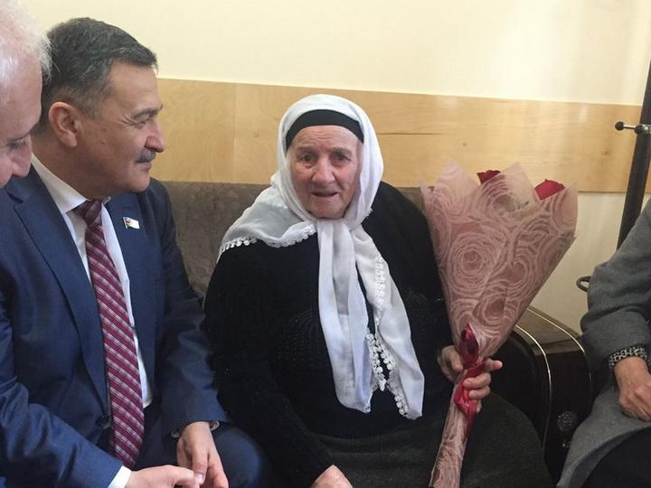 Престарелую Мадину Алиеву, найденную в Азербайджане, отправили в Чечню – ФОТО – ОБНОВЛЕНО