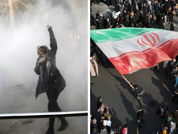 «Смута провалилась». Почему иранские азербайджанцы не поддержали протесты в Иране