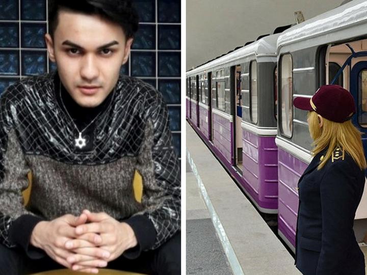 Возбуждено уголовное дело по факту самоубийства молодого человека, бросившегося под поезд в Бакметрополитене - ФОТО - ВИДЕО - ОБНОВЛЕНО