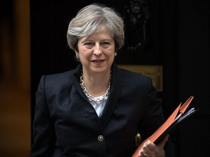 Тереза Мэй объявит оперестановках вбританском парламенте