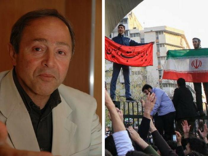 Реза Тагизаде: «Иран достиг исторического поворотного момента»