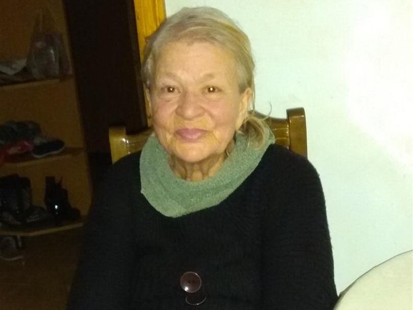 Судьба человека: Продолжение истории найденной в парке бездомной пожилой женщины - ФОТО