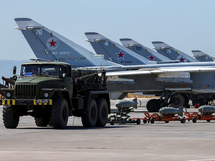 СМИ назвали ответственных за нападение на авиабазу Хмеймим