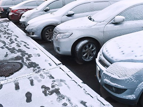 Названа опасность разогрева машины зимой