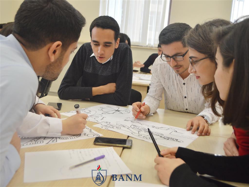 Студент Бакинской высшей школы нефти реализовал проект при поддержке Фонда молодежи