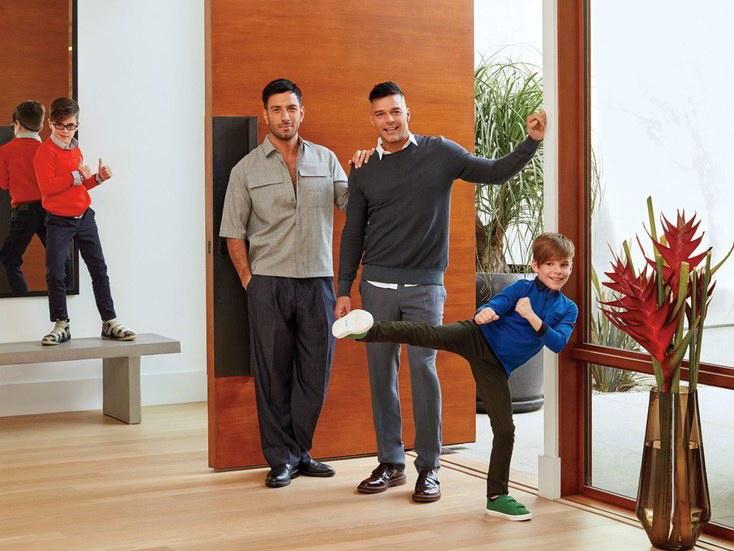 Рики Мартин показал роскошный особняк, где проживает с любовником-армянином – ФОТО – ВИДЕО