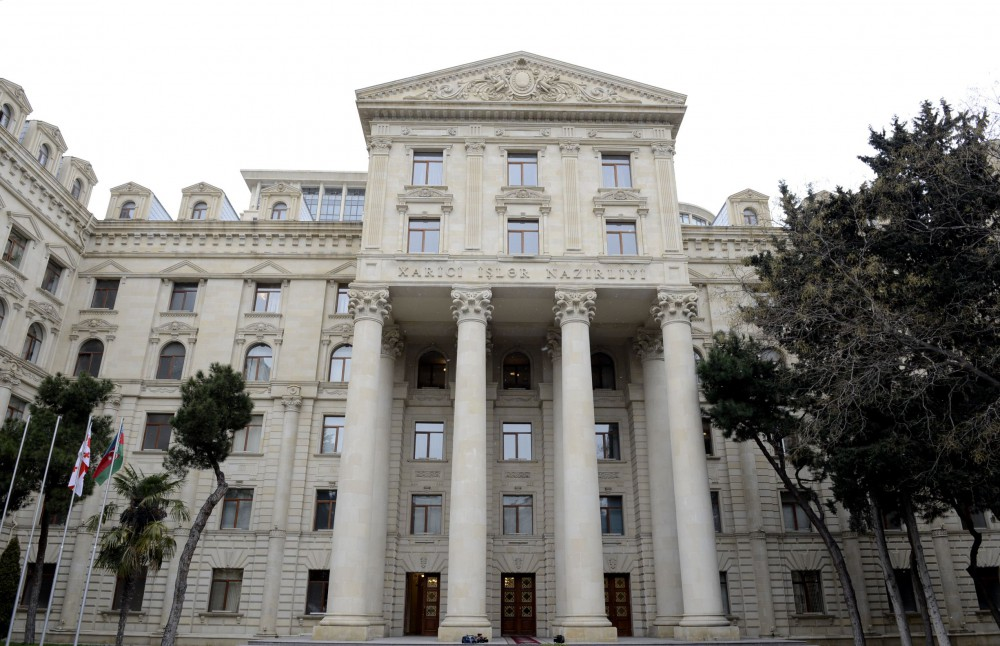 МИД: Правительство Азербайджана полностью контролирует безопасность и оперативную обстановку в стране