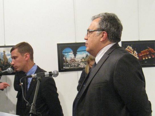 В Турции арестован организатор убийства российского посла