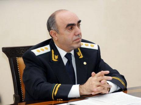 Закир Гаралов примет граждан в Гобустане