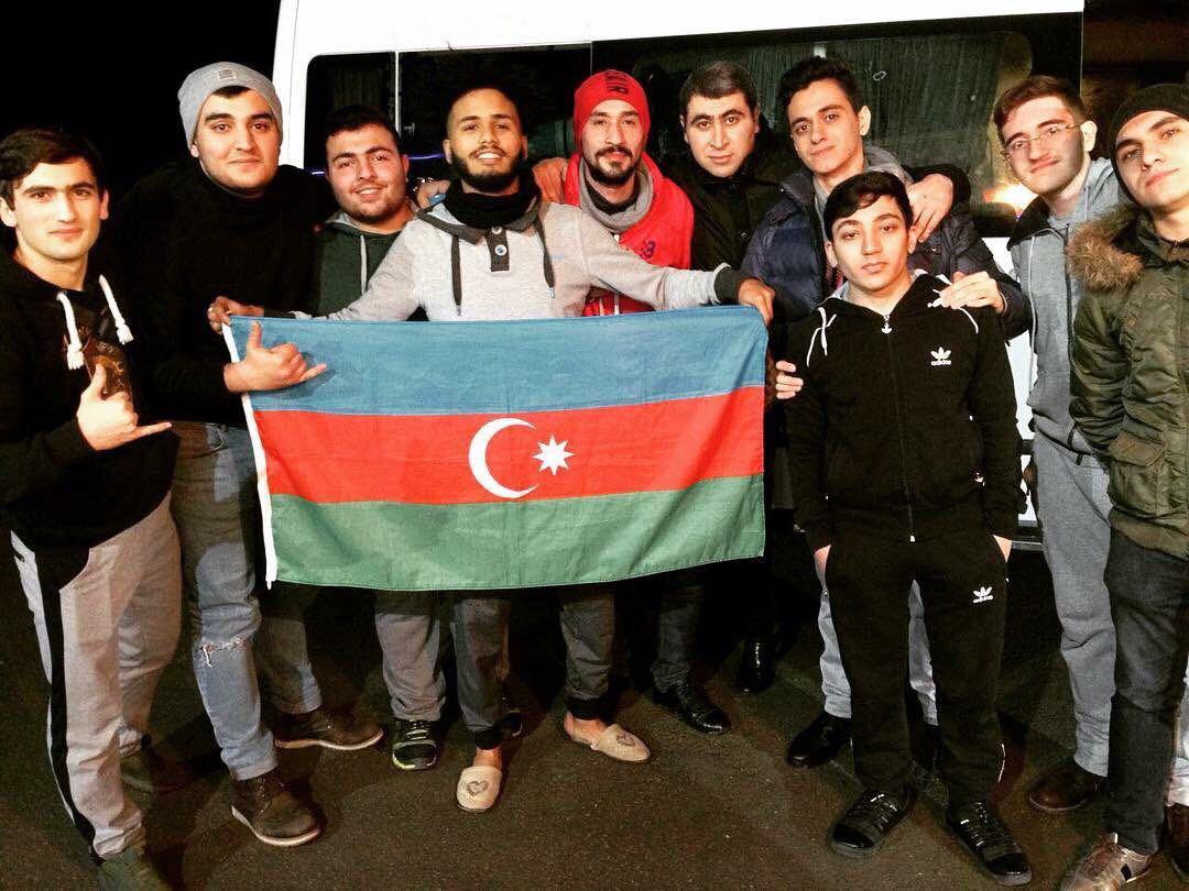 Азербайджанские КВНщики на XXIX Международном сочинском фестивале «КиВиН-2018» - ФОТО