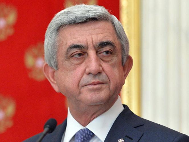 Серж Саргсян проговорился, что намерен занять должность премьер-министра - СМИ