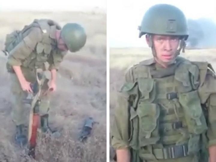 Солдат пытался разогреть обед и случайно сжег БТР стоимостью 28млн рублей – ВИДЕО
