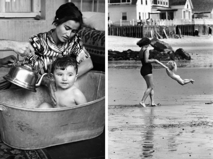 Любовь, забота и огромный труд: Как выглядело материнство 60 лет назад - ФОТО