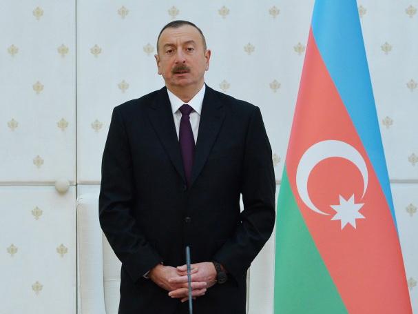 Президент Ильхам Алиев Демографическая ситуация в Азербайджане очень позитивная
