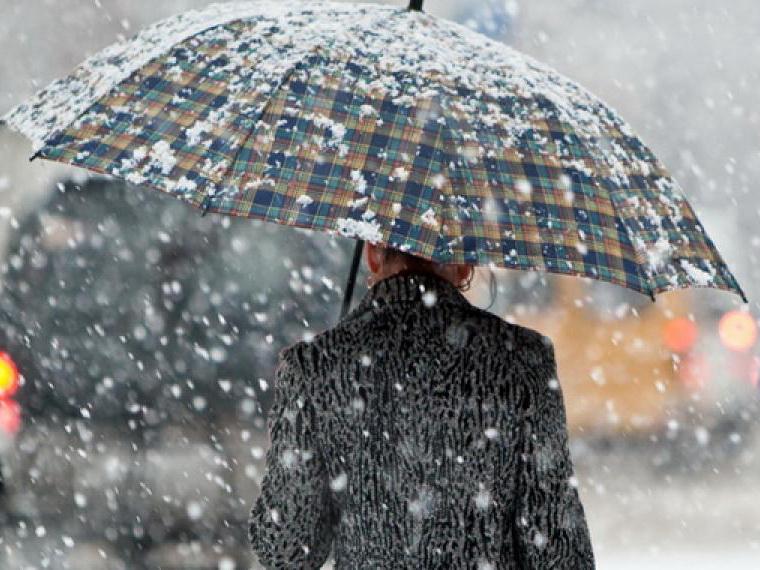В Азербайджане похолодает: ожидаются дождь и снег