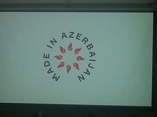 Презентован логотип бренда «Made in Azerbaijan»