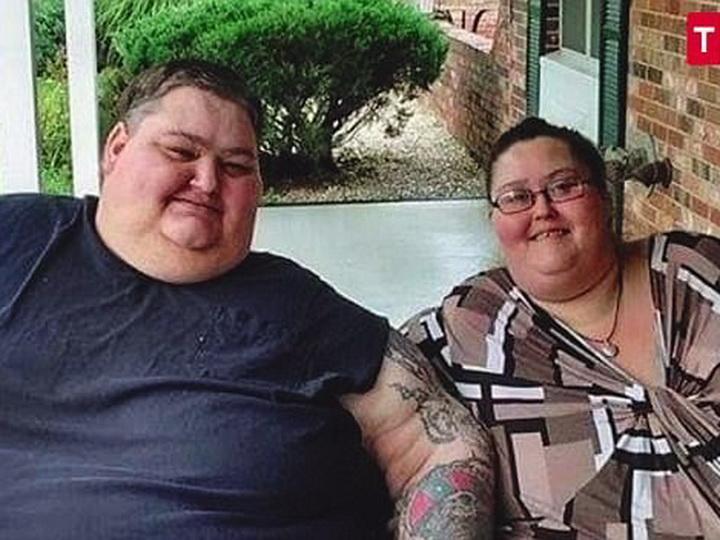 В США пара 11 лет худела ради первого секса